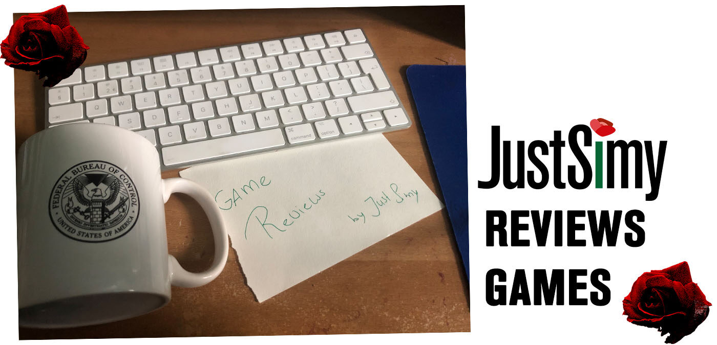 JustSimy Reviews Games